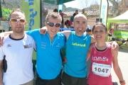 podium masculin 37km