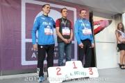 Podium 100km Belves
