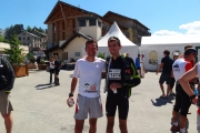 Mister Jonathan Wyatt, 6 fois champions du monde de course en Montagne, 2h12 au marathon