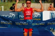 Javier Gomez wins Nautica South Beach Triathlon 2012