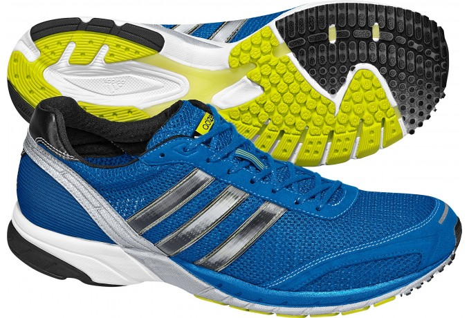 Adizero la chaussure des marathoniens champions – U Run