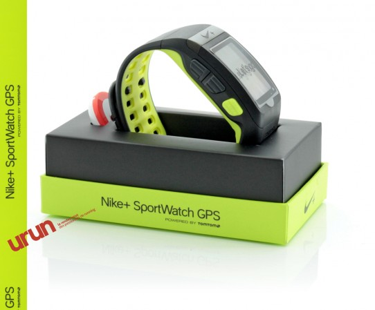 montre gps nike tomtom nike sportwatch black blue montre gps. Black Bedroom Furniture Sets. Home Design Ideas