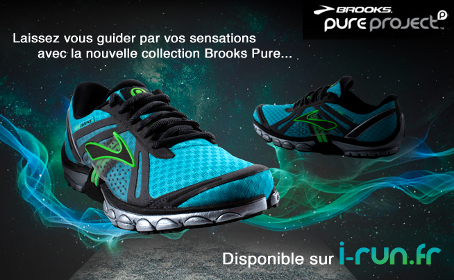 brooks pure