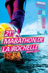 marathon de la Rochelle 2011
