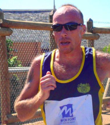 Stéphane Puren, coach running à distance