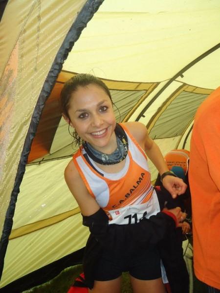 Sylvaine Cussot, athlète sponsorisée par i-run