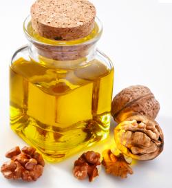 huile de noix et regime