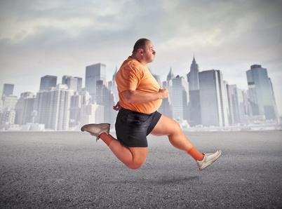 Courir quand on est en surpoids – U Run