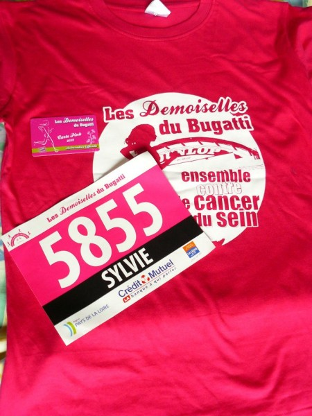 Courir contre le cancer