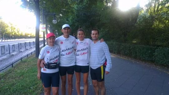 Marathon de berlin 2012