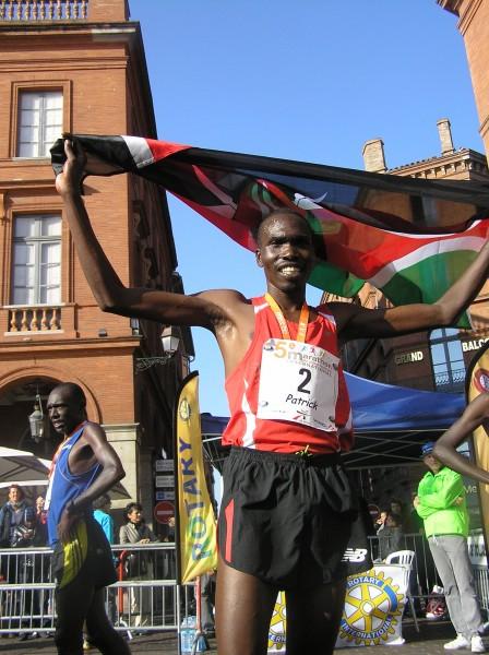 marathon internationale de toulouse métrople 2012