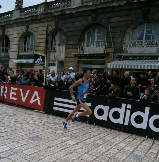 champion france semi marathon