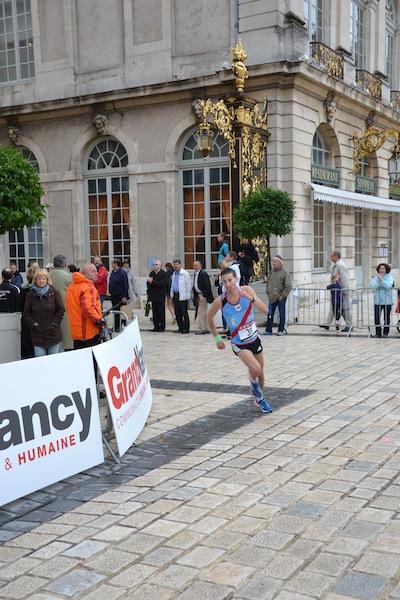 championnat de france de semi marathon nancy
