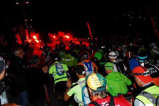 grand festival des templiers, départ du 72km