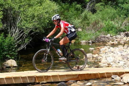 XTERRA cross triathlon