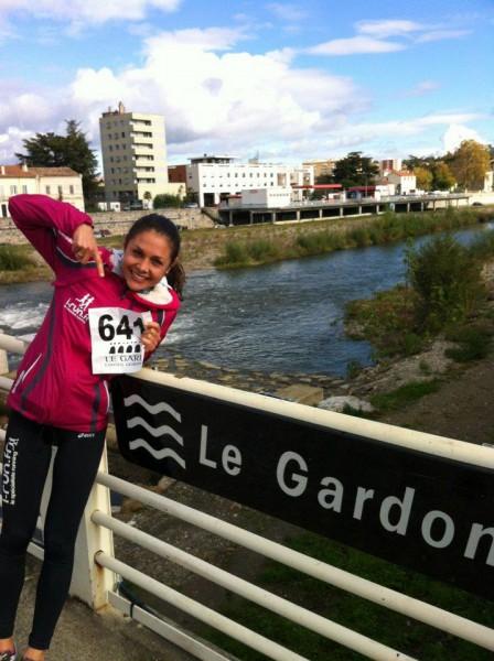 les 10km d'alès 2012