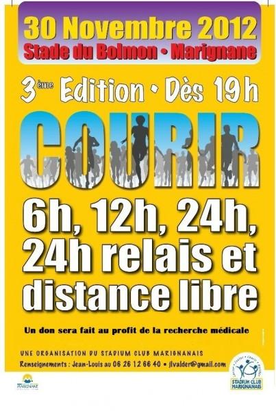 affiche 24h Marignane