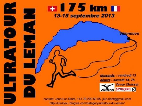 Course d'ultra en Suisse