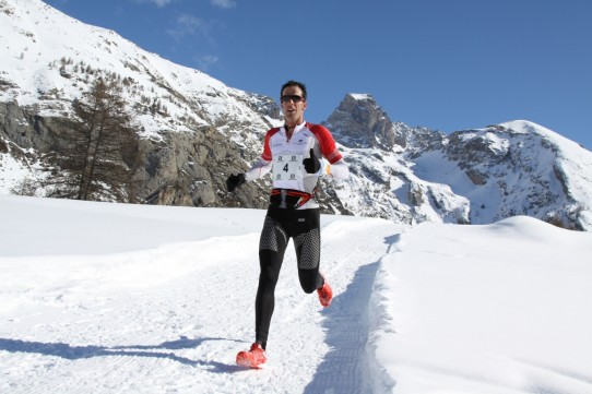 22 km Snow trail Ubaye Salomon