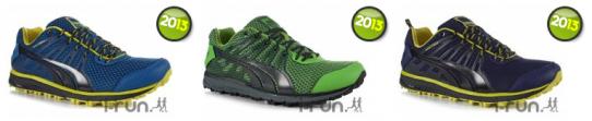 chaussures de trail Puma