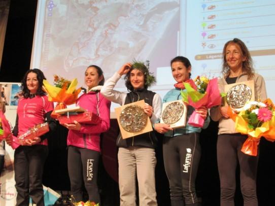 Podium Femmes