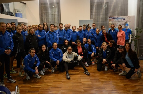 entraînement avec les miss France
