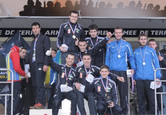 endurance 72, interregionaux de cross