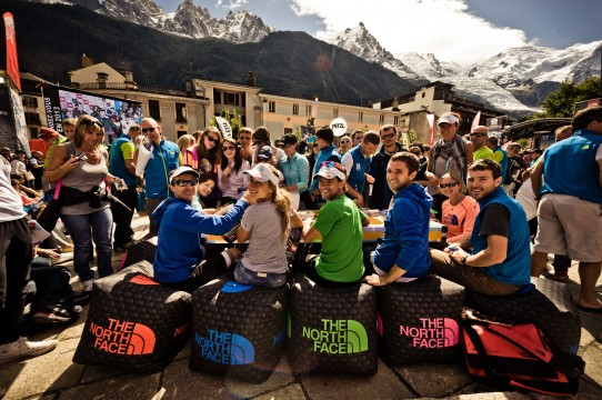 Ultra Trail du Mont Blanc 2012
