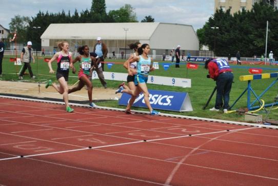 Alice Rocquain team i-run