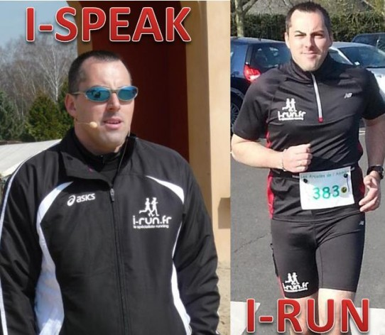 I-SPEAK & I-RUN