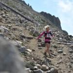 Karine Herry première 160 km  vainqueur 80 km photo JMK Consult
