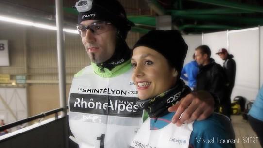 Emmanuel Gault et Sylvaine Cussot