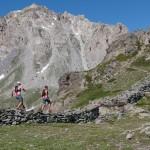 3 Reconnaissance parcours Serre Che Trail Salomon photo R Godin