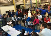 Forest Trail : réunion de préparation au i-Run Conseil Store