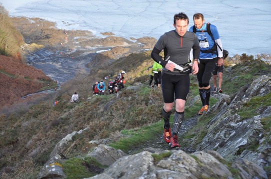 Ambiance trail Glazig 2014 photo Manu Mignard organisation trail Glazig