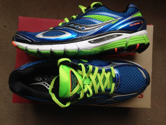 e0798a7cdbf2d8 Saucony Guide 7 : le test – U Run
