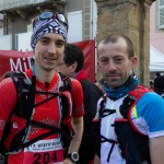 02 - Avant le départ, avec Romain