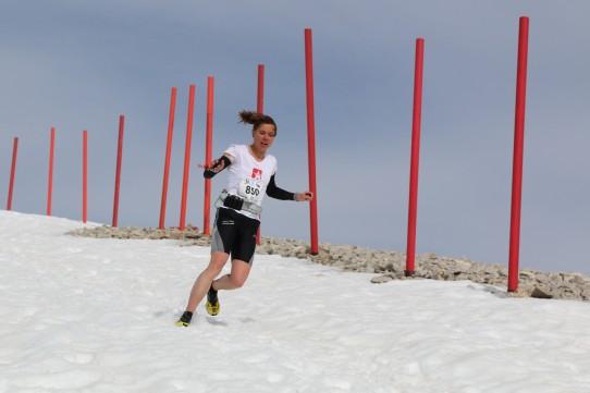 Juliette Bénédicto première 47,2 km