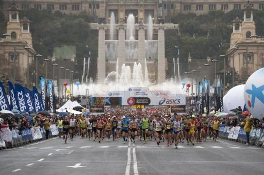 marathon de Barcelone