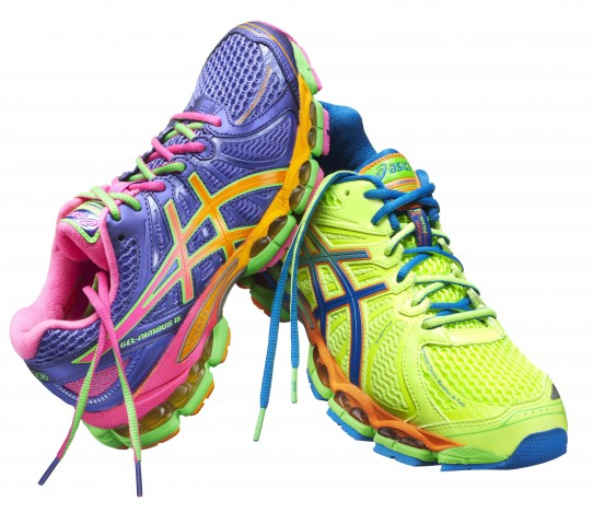 ASICS-GEL NIMBUS 15 MIXTE PM