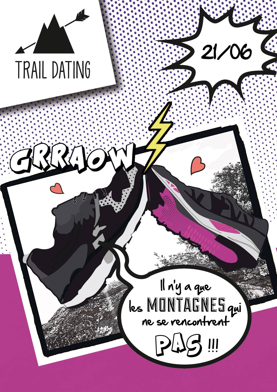 Trail running dating