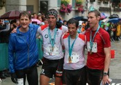 42 km des Skyrunning World Championships journal de course de Michel Lanne vice-champion du monde 2014