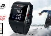 V800 de Polar, la dernière montre connectée haut de gamme !