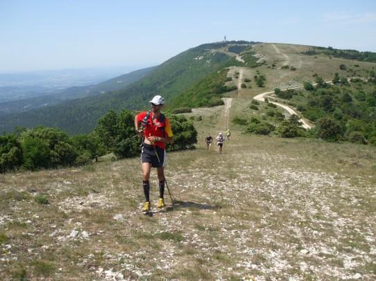Trail du LUBERON (crédit photo CAVAL)