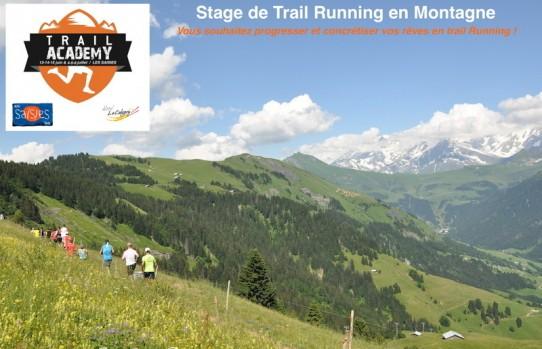 Stages Trail été 2014