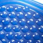 gel pad focus bubbles