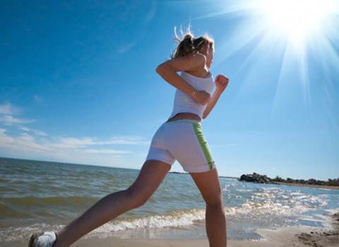 running-chaleur-soleil