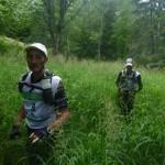 wilderness traverse