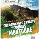 Europe de courses de montagnes