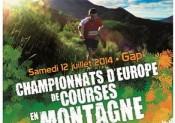 Championnats d'Europe de courses en montagne